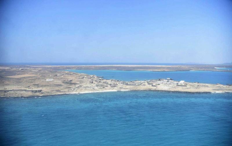 التحالف العربي: جزيرة ميون بيد التحالف والشرعية اليمنية
