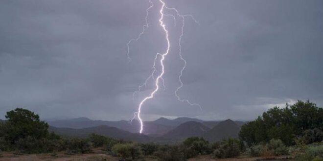 الارصاد ينشر  .. خارطة الامطار والعواصف المرتقبة على هذه المحافظات !
