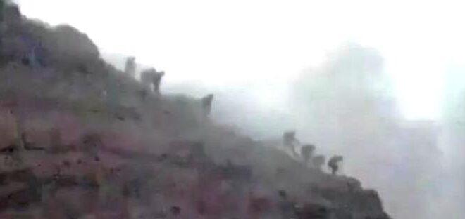 مصادر عسكرية تكشف حقيقة الصور التي نشرها الحوثيون لمليشياتهم في جبل البلق الاستراتجي المطل على مدينة مارب
