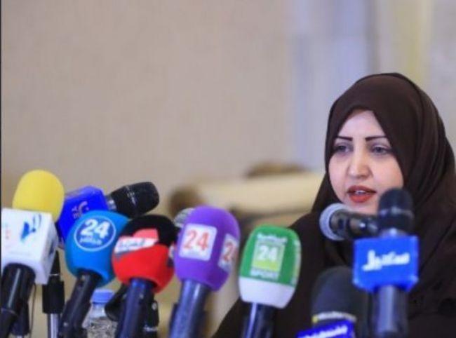 بعد  صدور حكم بقتلها وصلبها ..زعفران  للحوثيين لن نتوقف عن كشف جرائمكم بحق اليمنيين !