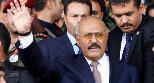 الحوثيون يتذكرون  مبادرة سياسية اطلقها الرئيس الراحل علي عبدالله صالح قبل اغتياله ويطالبون بتطبيقها