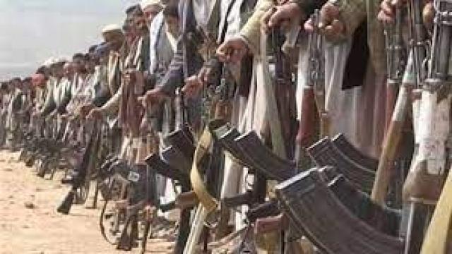 قبيلة يمنية  تطالب الحوثيين بحصتها في المناصب الحكومية بعد ان خسرت اكثر من الفين من ابنائها في معاركه العبثية