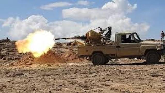 اخر مستجدات مأرب .. الجيش الوطني يكبد الحوثيين خسائر فادحة في المعدات والأرواح !