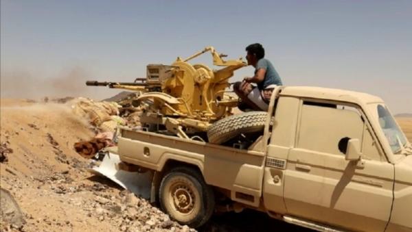 على خلاف ما زعم الحوثيين ..قوات الجيش والمقاومة  تصل مشارف مدينة البيضاء ..تفاصيل