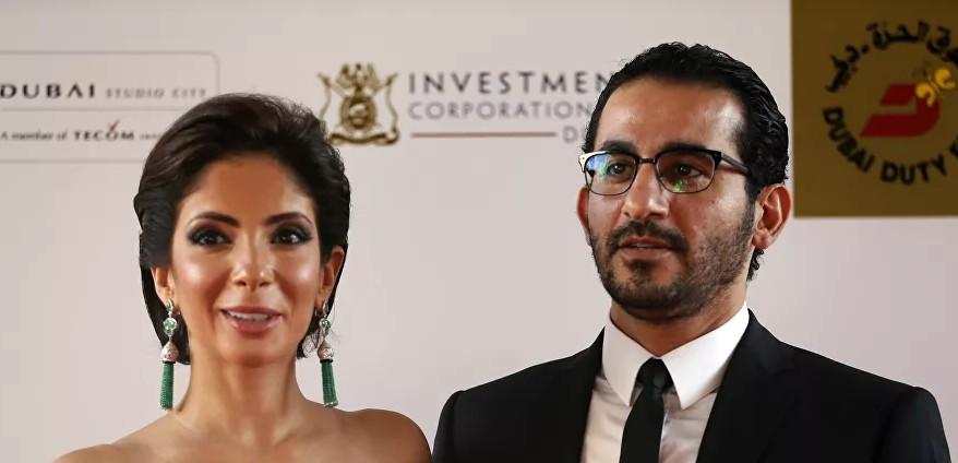 """منى زكي مصدومة من زوجها أحمد حلمي وتوجه له """"رسالة تهديد"""""""