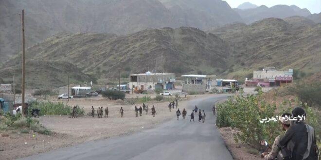 بالفيديو ..جثث صرعى الحوثي  على ارض مأرب في محرقة لم يسبق لها مثيل