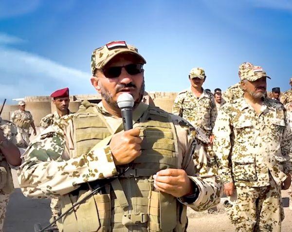 العميد طارق : ما يحدث في العالم العربي هو نتيجة أطماع الثورة الخمينية