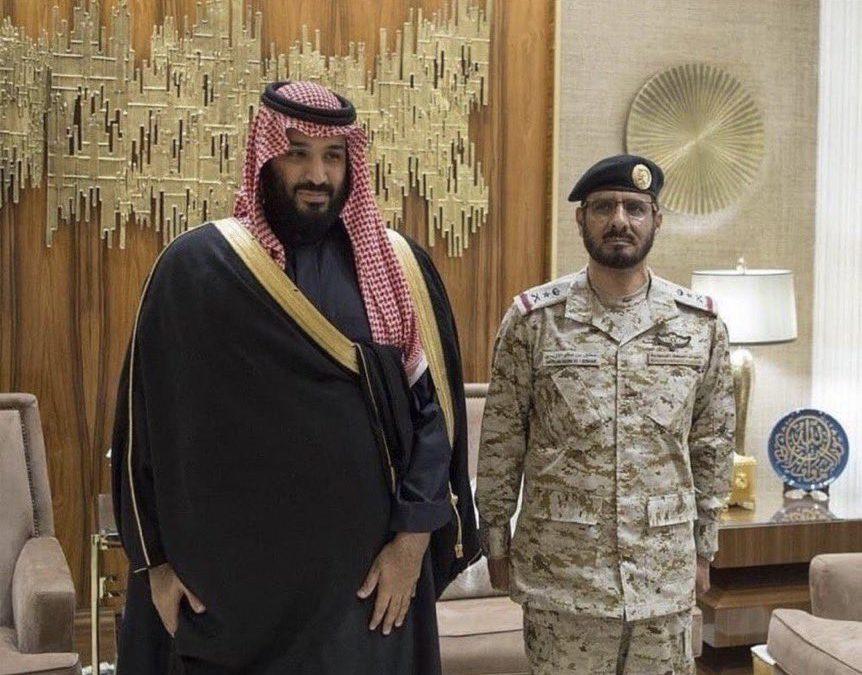 ترقية قائد القوات المشتركة  للتحالف في اليمن.. السيرة الذاتية